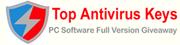 Top Antivirus Keys